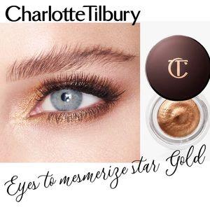 Charlotte Tilbury Eyeshadow Cream Pot Star Gold